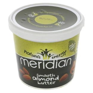 Meridian Almond Butter Smooth - 1kg